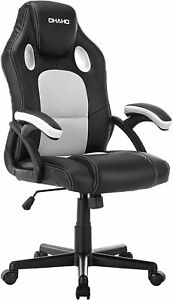 Ohaho Gaming Office Chair Racing Pu Ergonomic Executive Computer Desk Chair