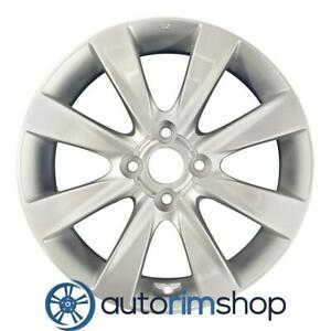 New 16 Replacement Rim For Hyundai Accent 2012 2014 Wheel Silver