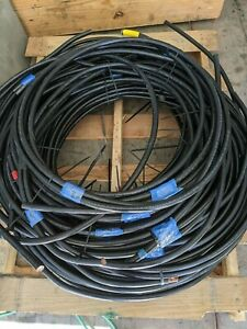 350 Mcm kcmil Mtw Thhw Stranded Copper Building Wire Black 600v 53