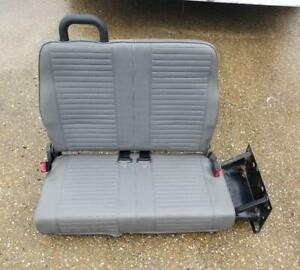 Freedman Bv Foldaway Commercial Bus Folding Seat 2 Person Drivers Side