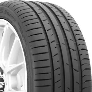 2 New Toyo Proxes Sport 245 45r18 Zr 100y Xl Performance Tires