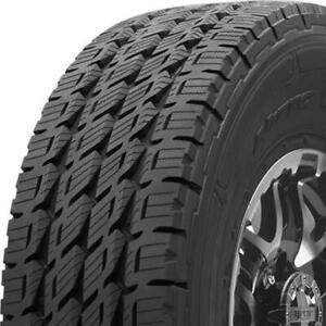 4 New P265 70r17 Nitto Dura Grappler 265 70 17 Tires