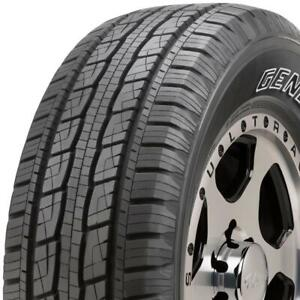 4 New 265 75r15 General Grabber Hts60 Truck Suv All Season Tires