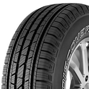 2 New 235 70r16 Cooper Discoverer Srx Suv crossover All season Tires