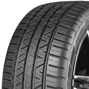 4 New 225 50r17xl Cooper Zeon Rs3 G1 Tires 98 W