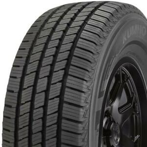 4 New Lt245 75r16 10 Ply Kumho Crugen Ht51 Tires