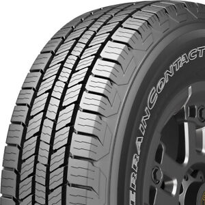 4 New 245 75r16 Continental Terrain Contact Ht 245 75 16 Tires