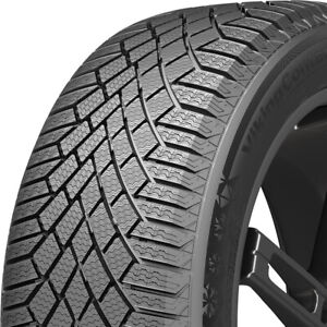 4 New 275 55r20xl 117t Continental Viking Contact 7 Studless Ice Snow Tires