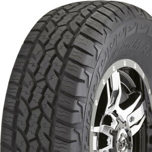 1 New 255 70r16 Ironman All Country At All Terrain Truck Suv Tire
