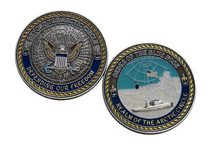 US Navy Order of the Blue Nose Challenge Coin $15.95