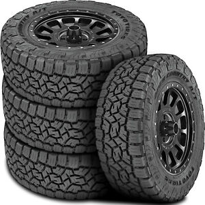 4 New Toyo Open Country A T Iii Lt 37x12 50r22 Load F 12 Ply At All Terrain Tire