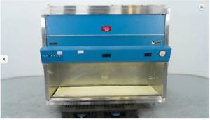 Nuaire Class Ii Type A b3 6 Biological Safety Cabinet