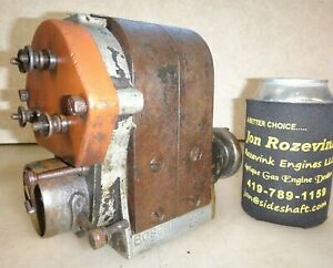 Bosch Du4 Four Cylinder Magneto Very Hot Automobile Tractor Mag Ser No 2488165