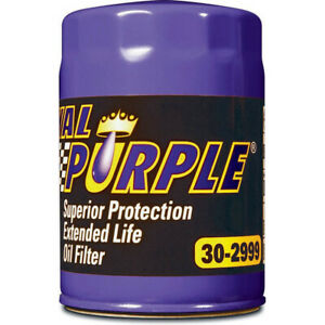 Royal Purple Extended Life Canister Oil Filter P n 30 2999