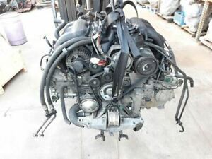 2000 2001 Porsche Boxster S 3 2l Engine Motor Drop Out Assembly 98610092102