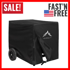 Weather uv Resistant Generator Cover 25 X 24 X 21 Inch For Universal Portable