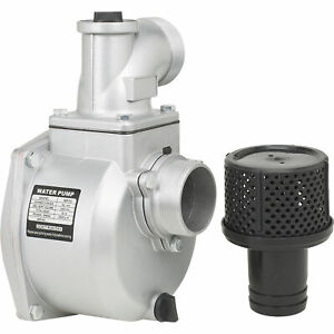 Semi trash Water Pump Only For Straight Keyed Shafts 3in Ports 14 265 Gph