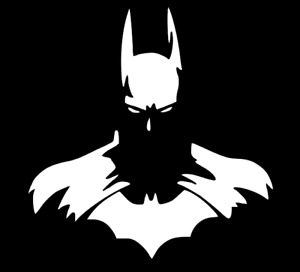 Dark Knight Decal Batman Sticker Window Vinyl Decal For Car Laptop Ipad