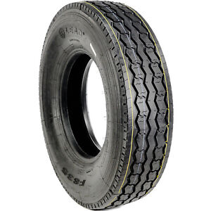 2 New Leao F835 St 235 80r16 Load G 14 Ply Trailer Tires