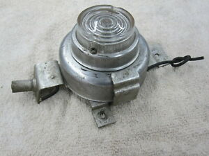 1959 1968 Pontiac Gm Accessory Reel Out Trunk Trouble Light Olds Buick Chevrolet