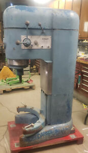 Hobart Mixer M802 80qt Mixer Bowl Cradle Suport Or Any Part You Want Listed