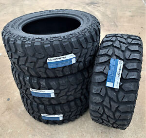 4 New Lancaster Ls 67 M t Lt 35x12 50r18 Load E 10 Ply Mt Mud Tires