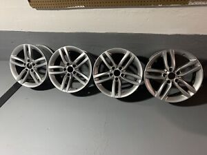 18 Inch Bmw 2 Series Oem Rims Set Of 4