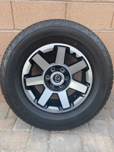 2020 Toyota 4 Runner Trd Rims Wheels Tires And Lugs