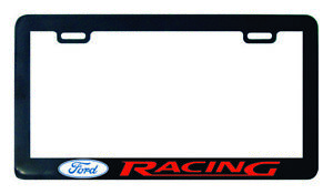Ford Racing Assorted License Plate Frame Holder Tag