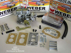 Suzuki Samurai Weber Carburetor Conversion Kit Water Choke Version