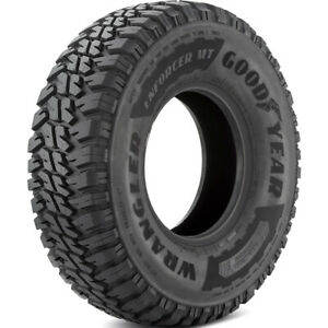 Goodyear Wrangler Enforcer Mt Lt 37x12 50r16 5 Load D 8 Ply M t Mud Tire