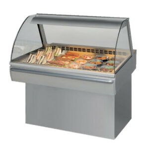 New Aged Frijado Cd3 Curved Refrigerated Deli Case