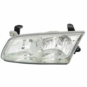 New Fits Toyota Camry 2000 01 Front Lh Side Headlight To2502130