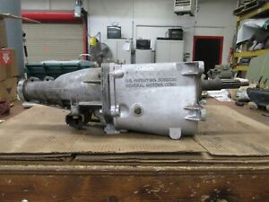 1964 1965 Chevy Gm Muncie M20 Wide Ratio 4 Speed Transmission 3851325 P0526