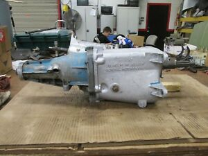 1964 1965 Chevy Gm Muncie M20 Wide Ratio 4 Speed Transmission 3851325 P0217