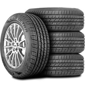 4 New Cooper Cs5 Ultra Touring 205 65r15 94v A s All Season Tires