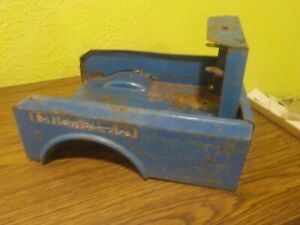 Vintage Mighty Tonka Wrecker Truck Bed For Parts