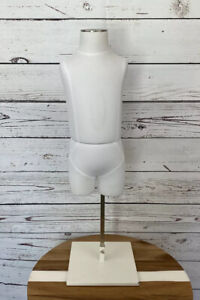 Dress Form Mannequin Child Form 26 Tall 1 6 Years Kids Retail Display W Stand
