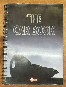 Silca Key The Car Book 1987 No 22 Locksmith Reference Guide