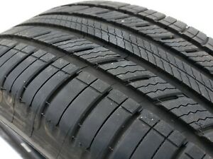 One 225 50 17 Michelin Premier A s 225 50r17 Tire 7 32 Tread