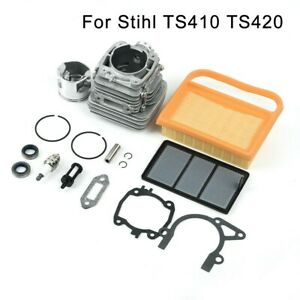 Best For Stihl Ts410ts420 Carburetor Parts Group Cylinder Piston Accessories