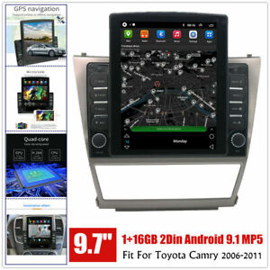 For Toyota Camry 2006 2011 9 7 android 9 1 Car Stereo Radio Gps Wifi Mp5 Player