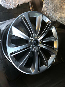 Infiniti Red Sport 20 Q60 Q50 Factory Oem Rims Wheels 20x9 Infiniti Awd Or Rwd