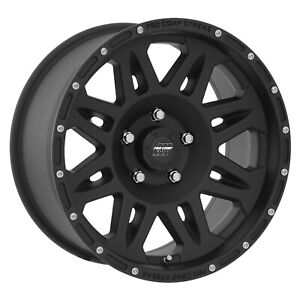 Pro Comp Alloy 7005 7873 Xtreme Alloys Series 7005 In Black Finish Universal