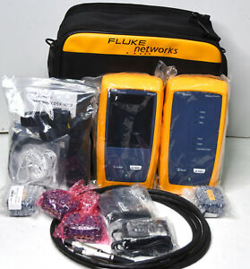 new Fluke Networks Dsx 8000 Versiv2 2ghz Dsx Cable Analyzer