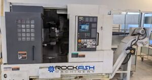 Mori Seiki Nl 2000y Live Tool C axis Tailstock With Tooling Included