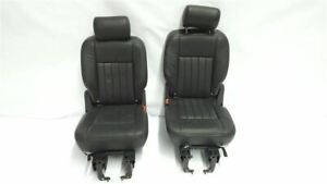 2nd Row Captain Seats Chairs Leather Oem 2006 Lincoln Navigator R316532