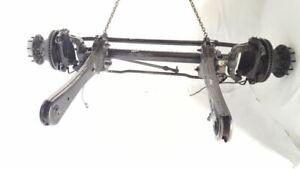 Front Solid Axle Beam With Spindles Oem 2012 Ford F450sd R350805