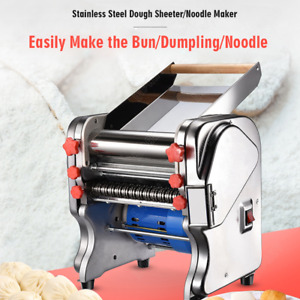Electric Dough Sheeters For Household commercial Stainless Steel Noodle Makers