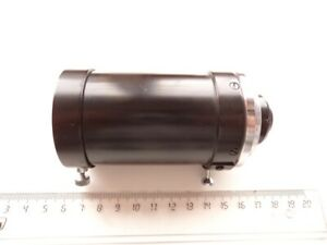 Phototube With Switchable Lenses For Microscope